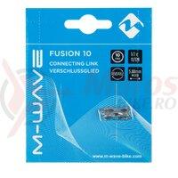 """MissingLink M-WAVE Fusion 10 viteze 1/2"""" x11/128"""" reutilizabil"""