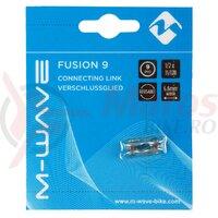 """MissingLink M-WAVE Fusion 9 viteze 1/2"""" x11/128"""" reutilizabil"""