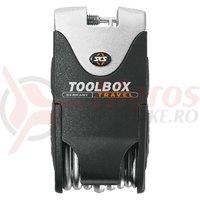 Multitool SKS Toolbox Travel 18 functii