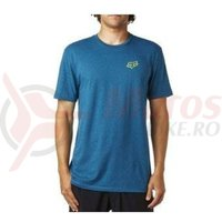 Tricou Fox Observed SS Premium Tee heather blue