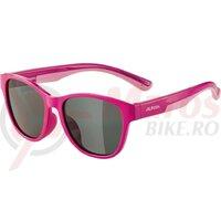 Ochelari Alpina Flexxy Cool Kids I frame Pink-Rose lenses Black