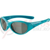 Ochelari Alpina Flexxy Girl frame Turquoise lenses Black