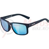 Ochelari Alpina Kosmic frame night Blue matt glass blue mirrored S3
