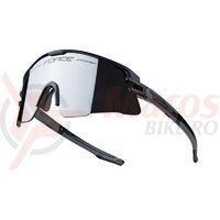 Ochelari Force Ambient, negru/gri, lentila neagra