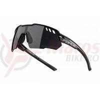 Ochelari Force Amoledo, negru-gri, lentila negru laser