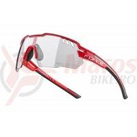 Ochelari Force Amoledo, rosu-gri, lentila fotocromata