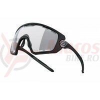 Ochelari Force Ombro Plus negru mat, lentila fotocromata