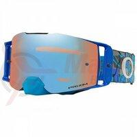 Ochelari Oakley Front Line Mx Camo Vine Night Blue Prizm Sapphire Iridium Lens