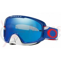 Ochelari Oakley O Frame 2 Mx Heritage Racer Red White Blue Black / Lentila Ice Iridium & Lentila Clara