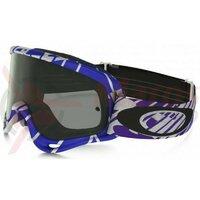 Ochelari Oakley O Frame MX Skull Rushmore White Blue