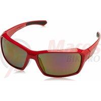 Ochelari Shimano s22x frame gloss rd/bk lenses smoke rd mirror