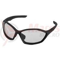 Ochelari Shimano S71X-PH frame mat metallic black lenses photochromic clear