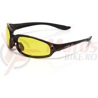 Ochelari XLC Pro Galapagos Frame black self-shading glasses