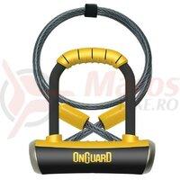 Lacat Onguard U-lock Pitbull DT 8008 90 x 140, 14 mm