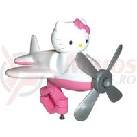 Ornament ghidon avion Hello Kitty