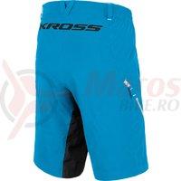Pantalon scurt enduro Kross Jekyll blue