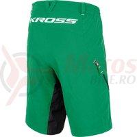 Pantalon scurt enduro Kross Jekyll green