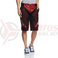 Pantalon scurt IXS Lunar DH red