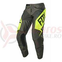 Pantaloni 180 Revn Pant [Flo Ylw]