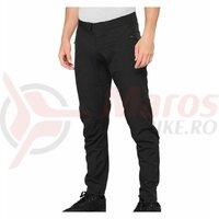 Pantaloni AIRMATIC, negru
