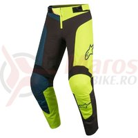 Pantaloni Alpinestars Vector black/acid yellow