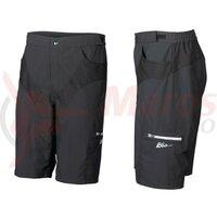 Pantaloni bermuda XLC TR-S17 black