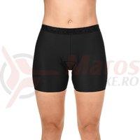 Pantaloni Cube AM WS Liner Hot Pants negri