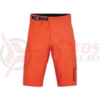 Pantaloni Cube Edge Lightweight Baggy Shorts Orange