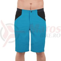 Pantaloni Cube Edge Lightweight Shorts albastru/negru