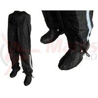Pantaloni de Ploaie Hock GamAs plain black 165 cm
