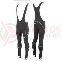 Pantaloni Force Z70 cu bretele fara bazon negri