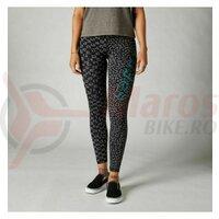 Pantaloni Fox AOP Detour legging [blk]