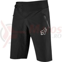 Pantaloni Fox Attack Pro short blk/chrm