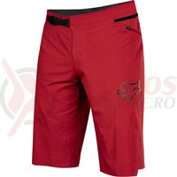 Pantaloni Fox Attack short drk red
