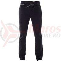 Pantaloni Fox Dagger Slim Pant black vin