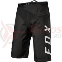 Pantaloni Fox Demo short black