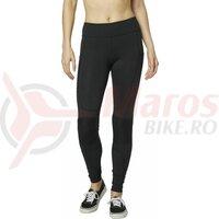 Pantaloni Fox Edison Moto Legging dama [Blk]