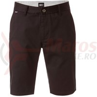 Pantaloni Fox Essex short black