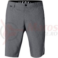 Pantaloni Fox Essex Tech Stretch short char htr