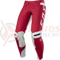 Pantaloni Fox Flexair Preest pant drk red limited edition