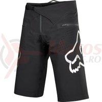 Pantaloni Fox Flexair short blk/chrm