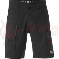 Pantaloni Fox HRC Redplate Tech Cargo Short black