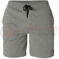 Pantaloni Fox Lacks Fleece short htr graphite
