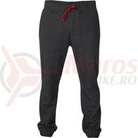 Pantaloni Fox Lateral Pant htr black