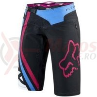 Pantaloni Fox Mtb-Pant Womens Flexair Seca short black/pink