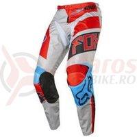 Pantaloni Fox MX-Pant 180 Falcon Pant grey/red