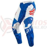 Pantaloni Fox MX-Pant 180 Race Pant blue