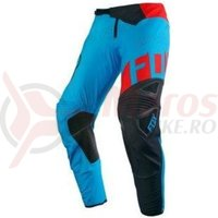 Pantaloni Fox MX-Pant Flexair Libra Pant orange/blue