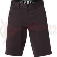 Pantaloni Fox Stretch Chino Short black vin