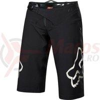 Pantaloni Fox Womens Flexair short blk/chrm